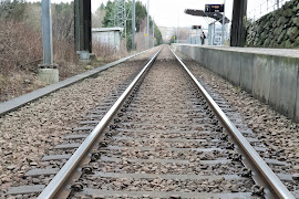 Железнодорожная станция  Øksnavadporten stasjon