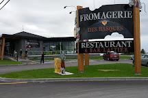 Fromagerie des Basques, Trois-Pistoles, Canada