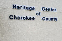 Heritage Center of Cherokee County, Texas, Rusk, United States