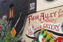 Freak Alley Gallery, Boise, United States