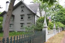 The Pickering House, Salem, United States