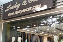 Lucky and Oscar Tailor, Bangkok, Thailand