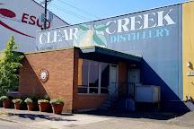 Clear Creek Distillery, Portland, United States