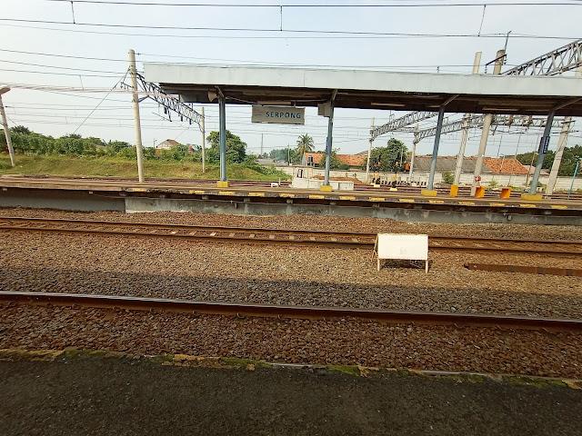 Stasiun KRL Serpong