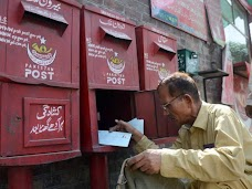Bahria Town Post Office rawalpindi