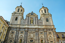 Iglesia de Santa Isabel de Portugal, Zaragoza, Spain