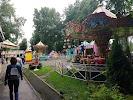 Аттракционы Кремлевского парка, Большая Власьевская улица, дом 3 на фото Великого Новгорода