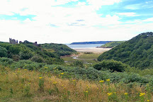 Three Cliffs Bay, Swansea, United Kingdom