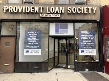 Provident Loan Society of NY (Bay Ridge) Payday Loans Picture