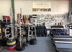 Winston Fitness Equipment Inc