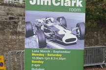 The Jim Clark Room, Duns, United Kingdom