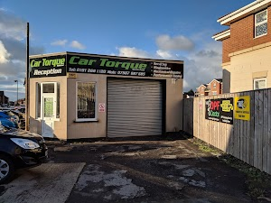 Car Torque North East - Vehicle Tuning - Remapping - Rolling Road - Workshop