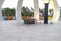 MGR Memorial, Chennai (Madras), India