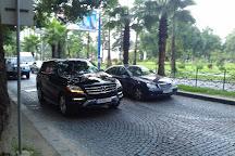Europe Square, Batumi, Georgia