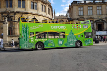 City Sightseeing Oxford, Oxford, United Kingdom