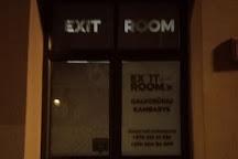Exit Room, Vilnius, Lithuania