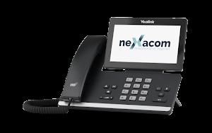 NEXACOM, Téléphonie et Réseau d'entreprise