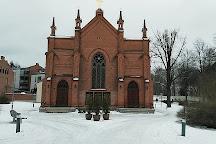 Finlayson Church, Tampere, Finland
