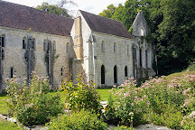 Abbaye Notre-Dame de Fontaine-Guerard, Radepont, France