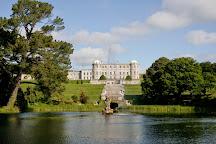 Powerscourt Gardens and House, Enniskerry, Ireland