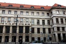 Municipal Library of Prague, Prague, Czech Republic