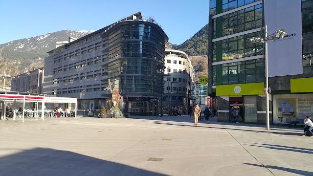 Plaça de la Rotonda