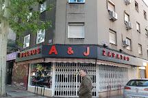 Aki Madrid, Madrid, Spain