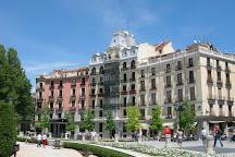 Plaza de Oriente, Madrid, Spain