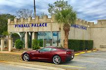 Pinball Palace, Brunswick, United States