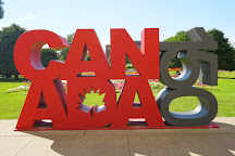 City Hall Park, Red Deer, Canada
