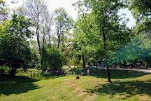 Park Ribnjak, Zagreb, Croatia