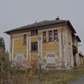 Железнодорожная станция  Hranice V Cechach