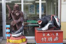 Karikachitoge, Minamifurano-cho, Japan
