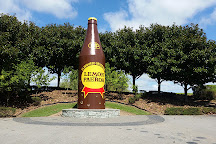 Lemon & Paeroa Bottle, Paeroa, New Zealand