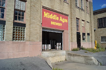Middle Ages Brewing Company, Syracuse, United States