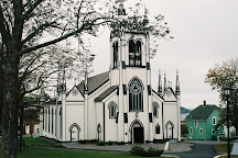 St. John's Anglican Church, Lunenburg, Canada