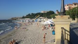 Пляж 15-го Фонтана в Одессе