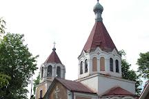 Trakai Orthodox Church of the Birth of the Holy Marry, Trakai, Lithuania
