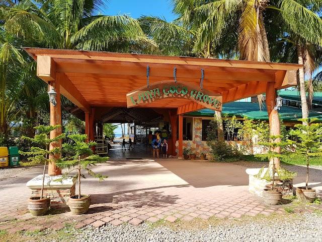 Laiya Coco Grove Beach Resort