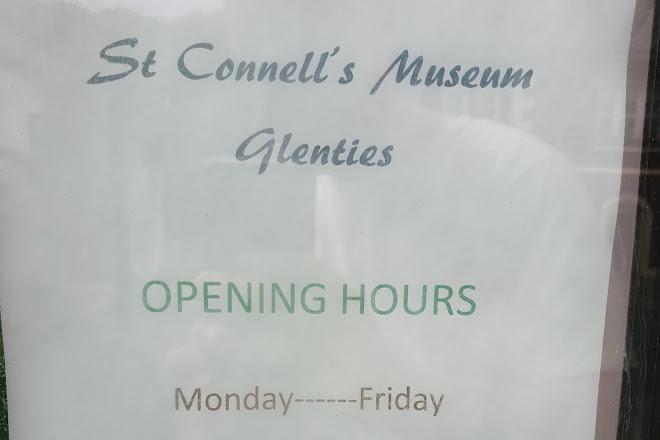 St Connell's Museum, Glenties, Ireland