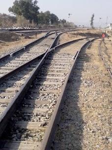 Nur Railway Station