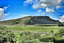 Pen-y-ghent, Horton-in-Ribblesdale, United Kingdom