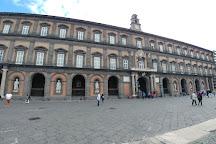 Biblioteca Nazionale Vittorio Emanuele III, Naples, Italy