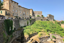 Roman Theatre, Volterra, Italy