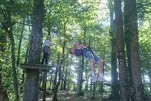 Aventure Parc Lacs De Haute Charente, Massignac, France