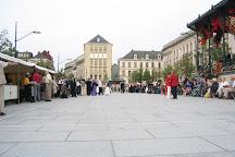 Kouter, Ghent, Belgium