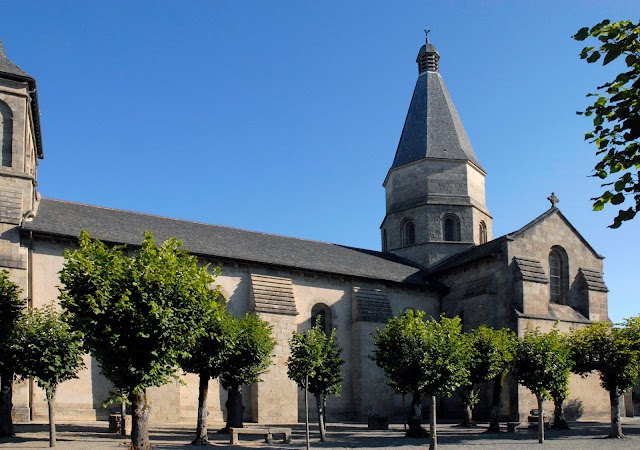 Abbey of ST.Barthelemy