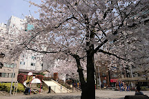 Amishiro Park, Azabujuban, Japan