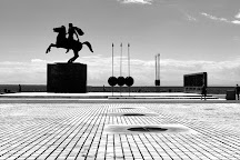 Monument of Alexander The Great, Thessaloniki, Greece