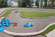 Lakeside Go-Karts & Mini-Golf, Sylvan Lake, Canada